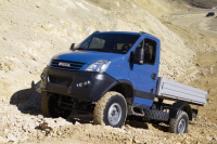 Iveco Daily 4x4 Pritsche